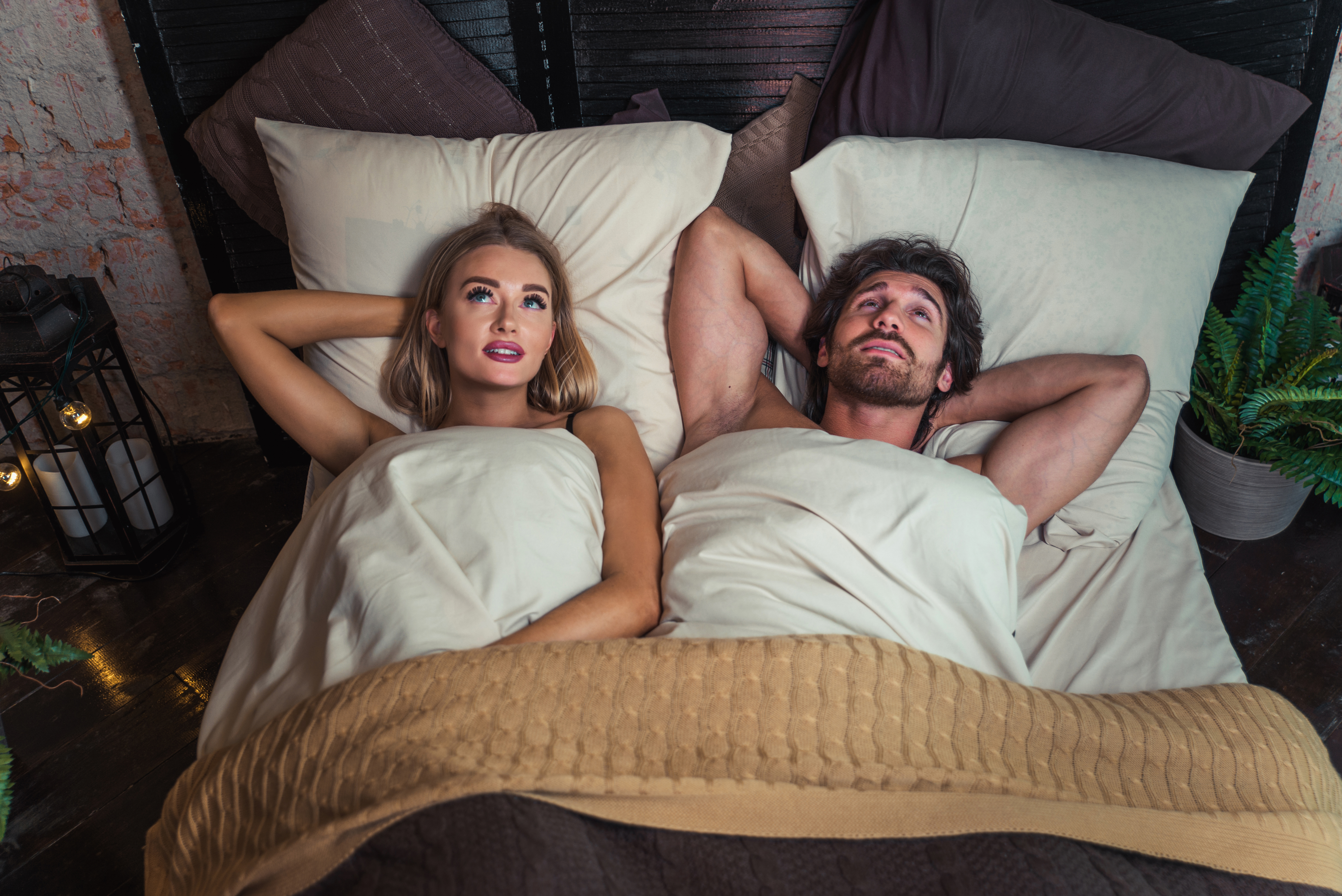Casual Dating Couple