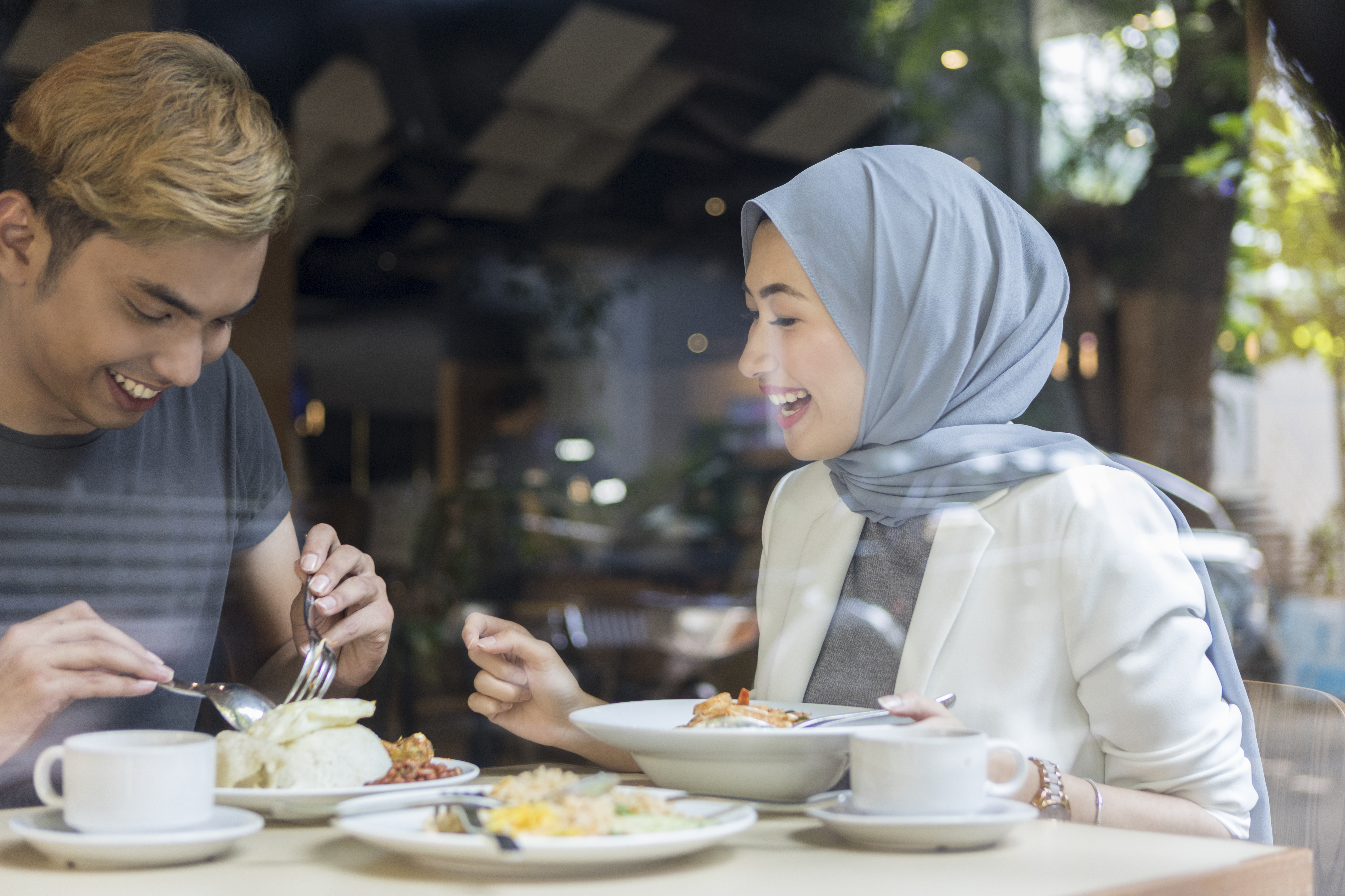 Halal speed dating