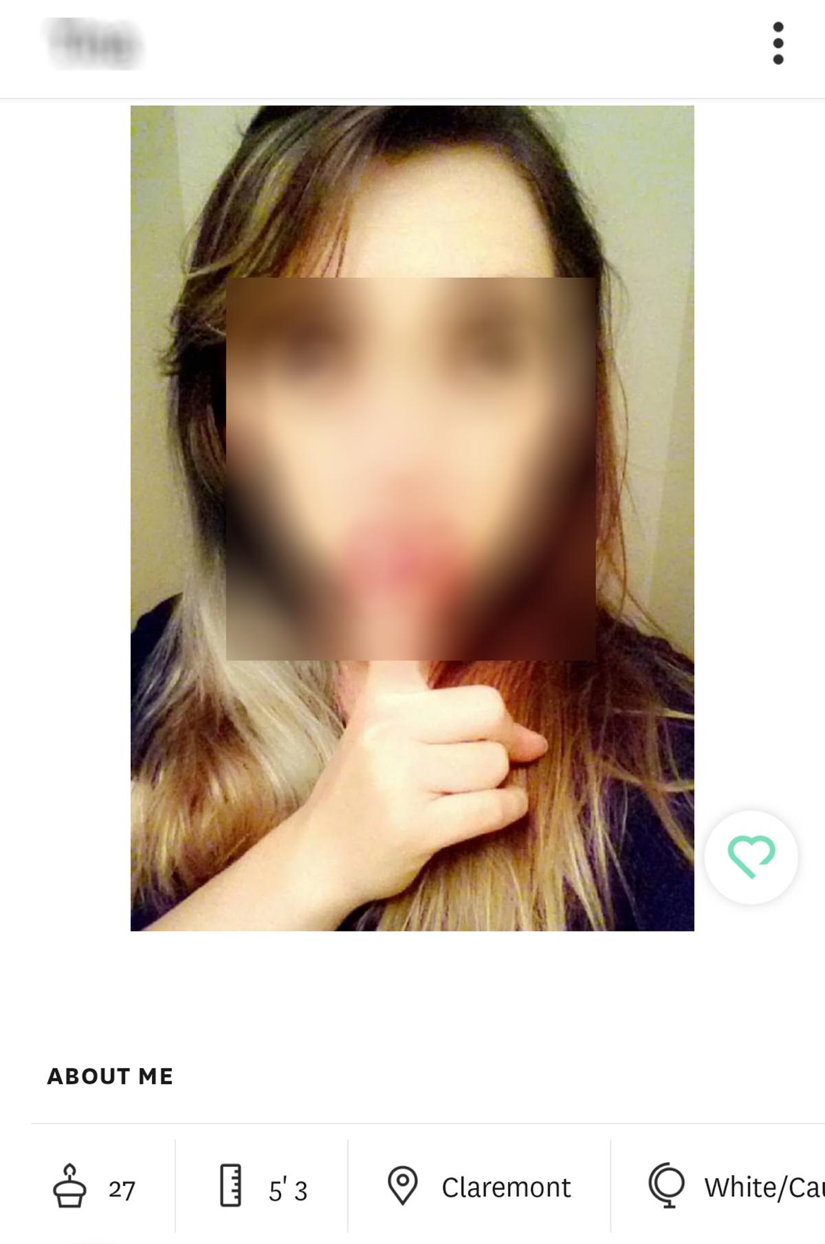 hinge app profile