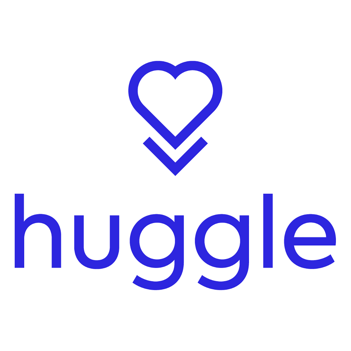 Huggle Logo