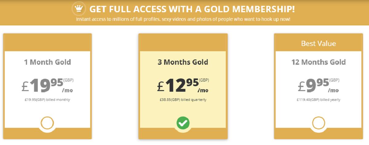 MenNation Cost UK