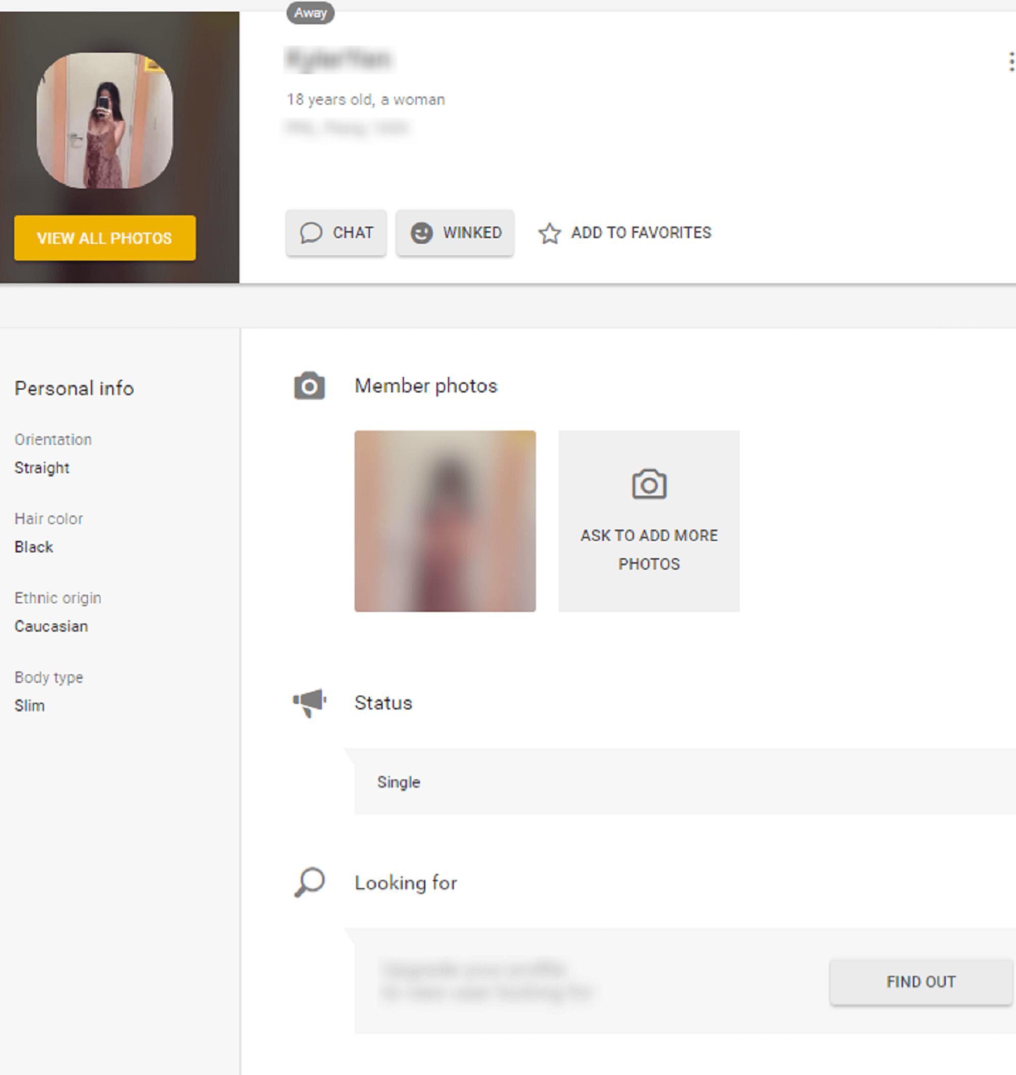 OneNIghtFriend Profile