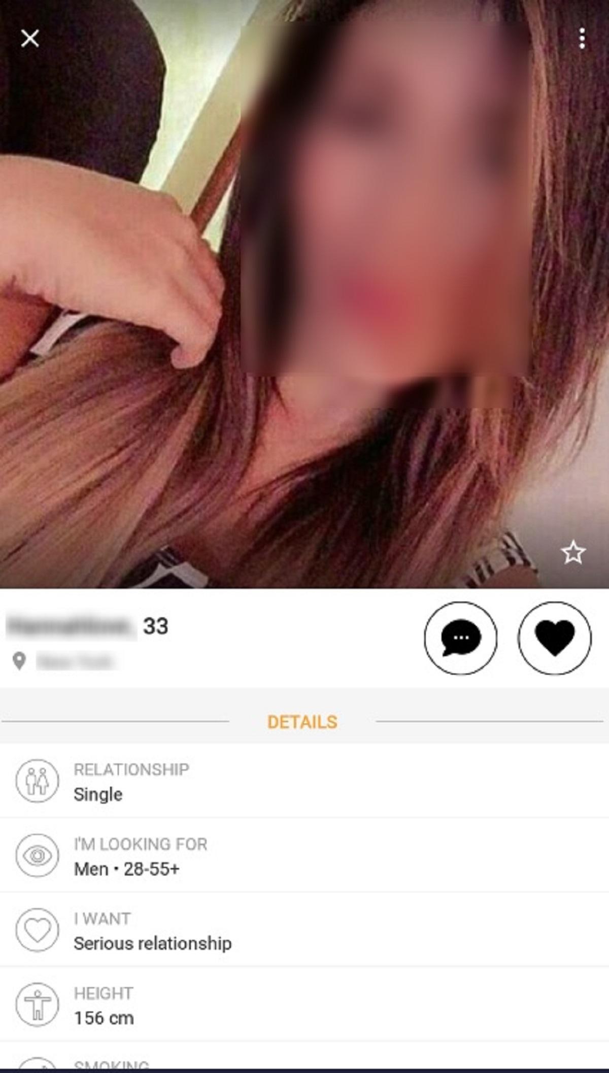 Qeep Female Profile