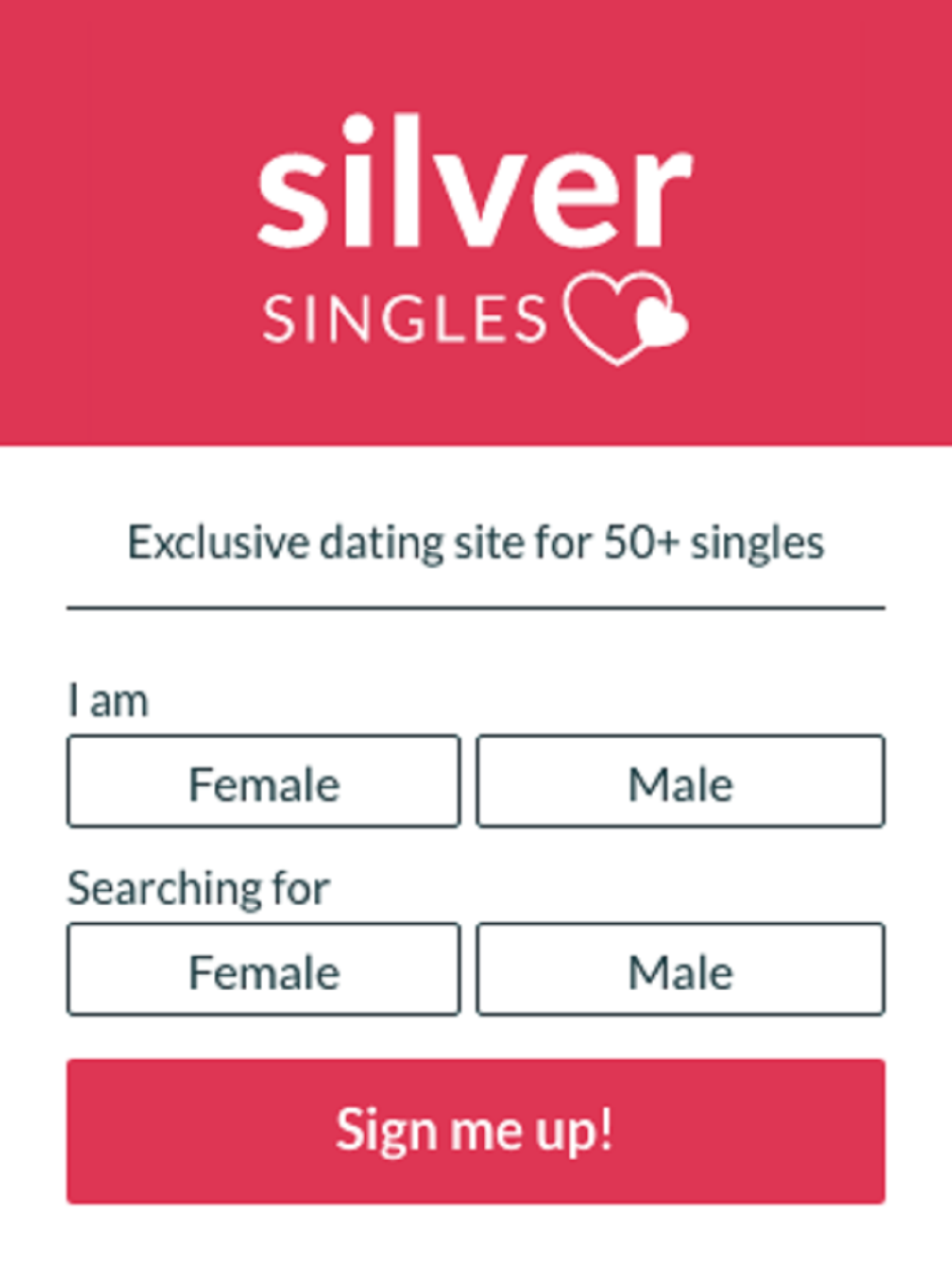 Descarca SilverSingles: The 50+ Dating App Android: Datare