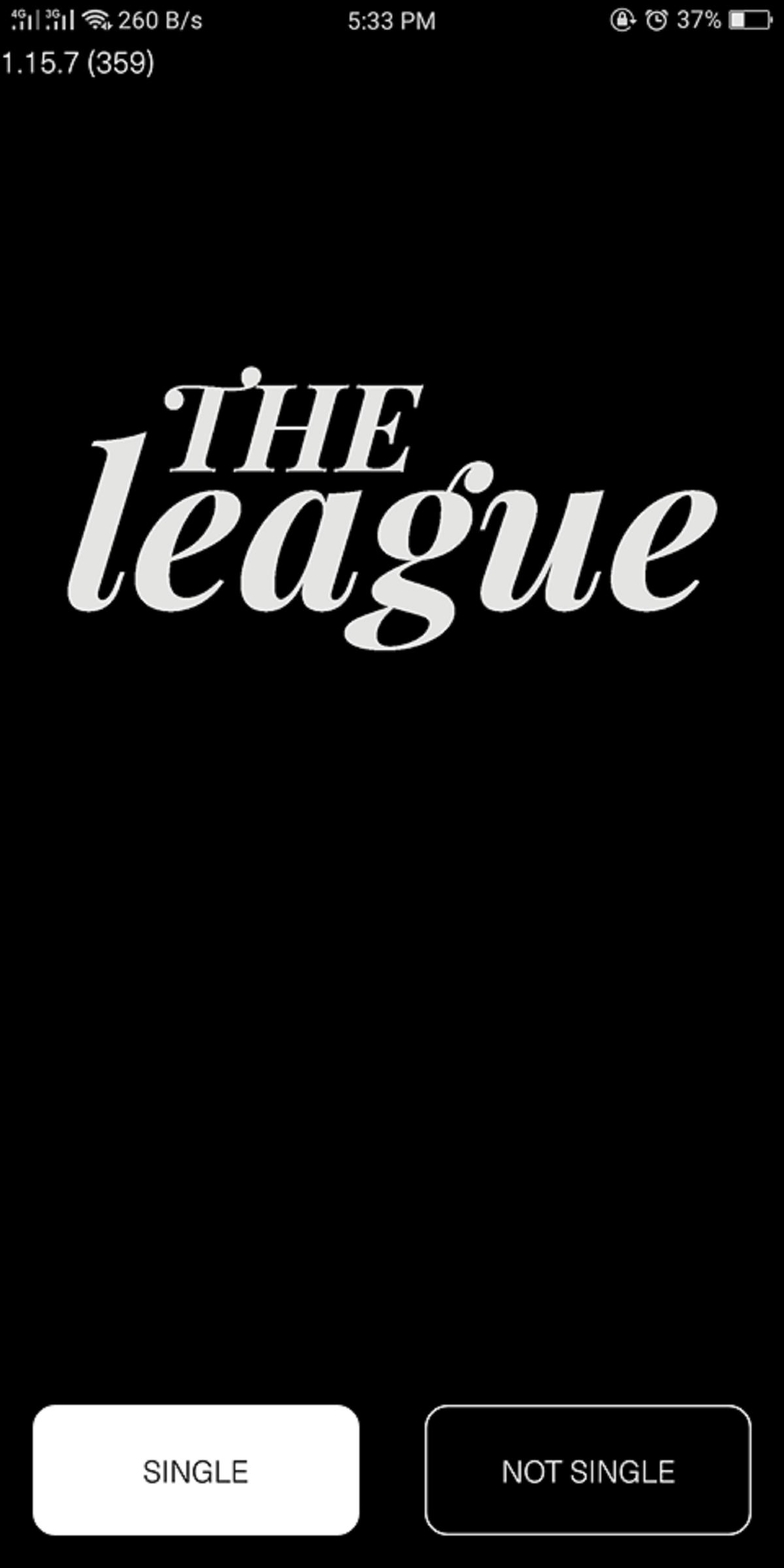 The League Mobile App