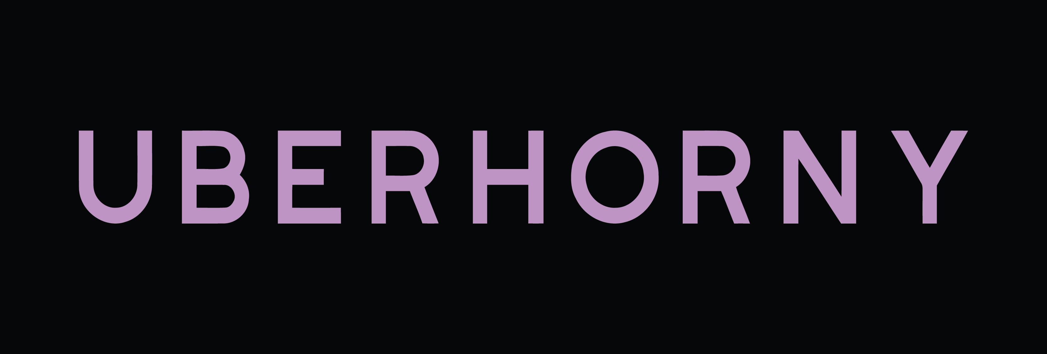 uberhorny logo