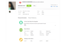 Doctors Matrimony Profile