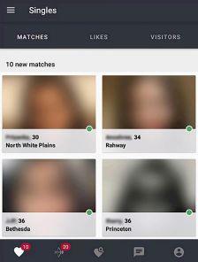 Elite Singles App