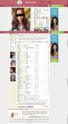FilipinoCupid Profile