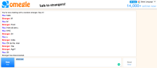 Omegle Chat 8