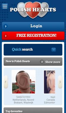Polish Hearts App