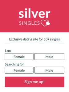 silversingles app