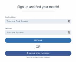 Catholic Match Registration Form