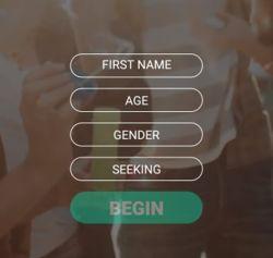 Helium Dating Registration