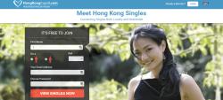 Hongkong Cupid Registration