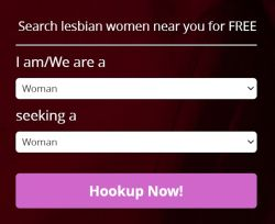 LesbianPersonals Registration
