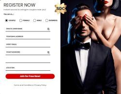 SDC Sign-up Form