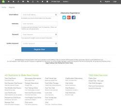 TalkWithStranger Register