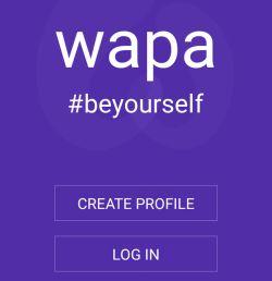 Wapa Homepage