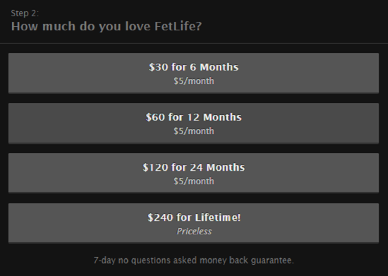 FetLife-Support-Prices