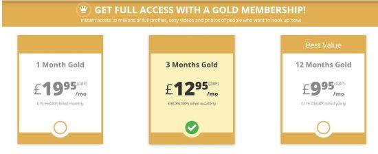 Heated Affairs Gold GB
