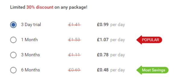 FlirtyMature Price UK