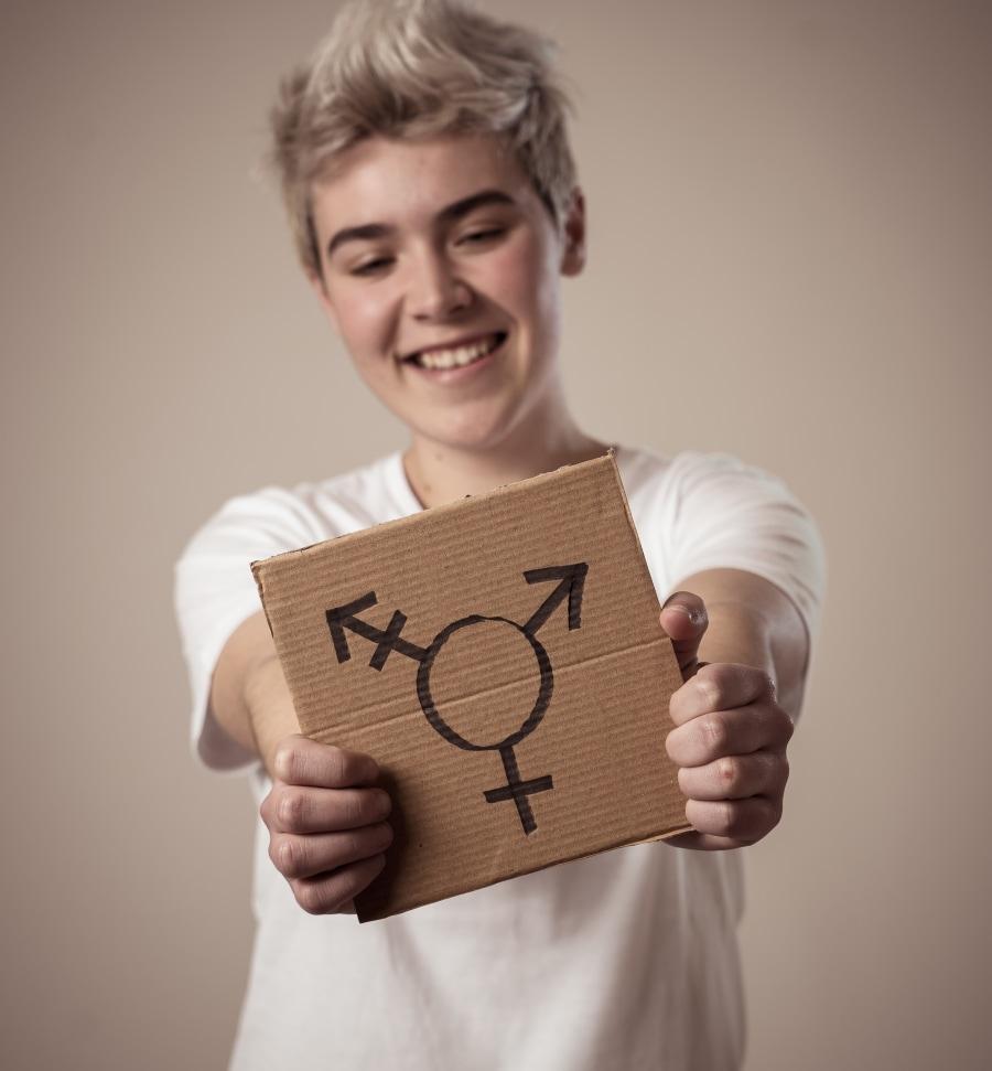Trans Man