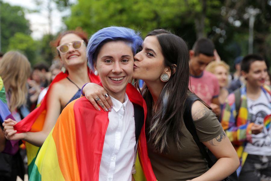Trans Couple