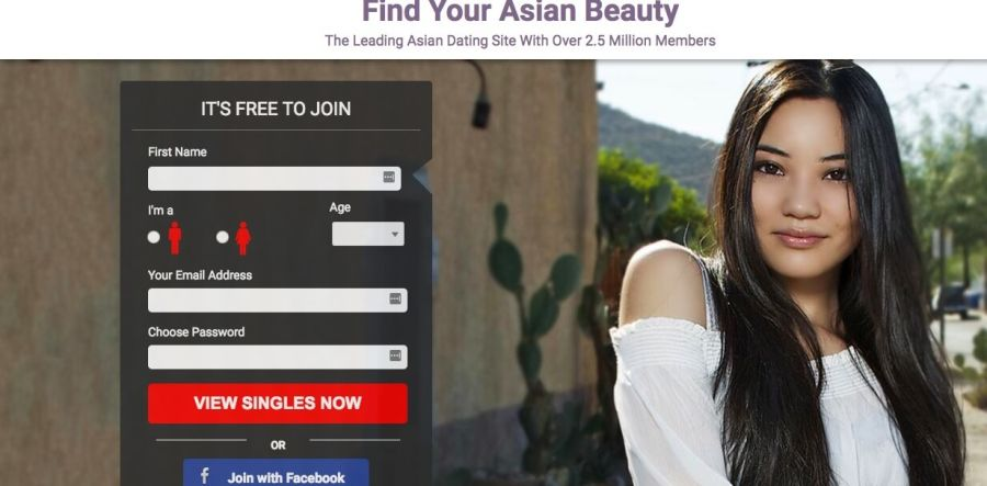 AsianDating Registration