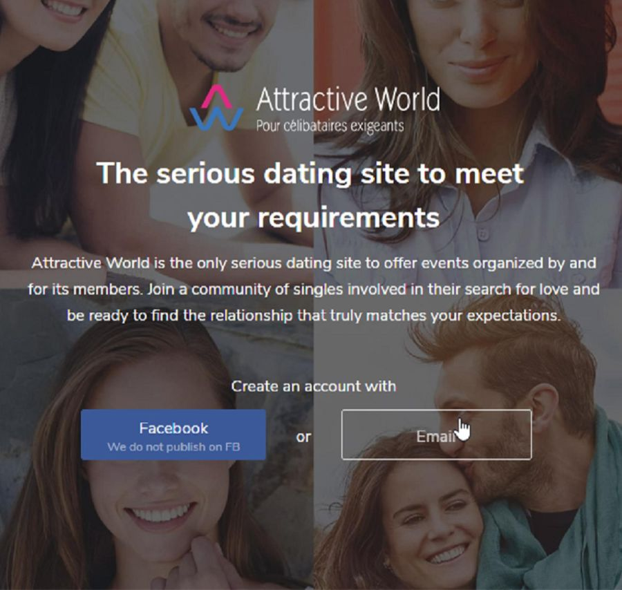 attractiveworld-signup