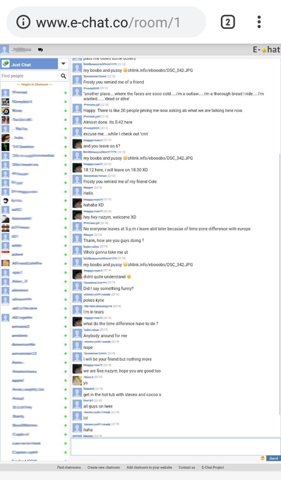 E-chat App