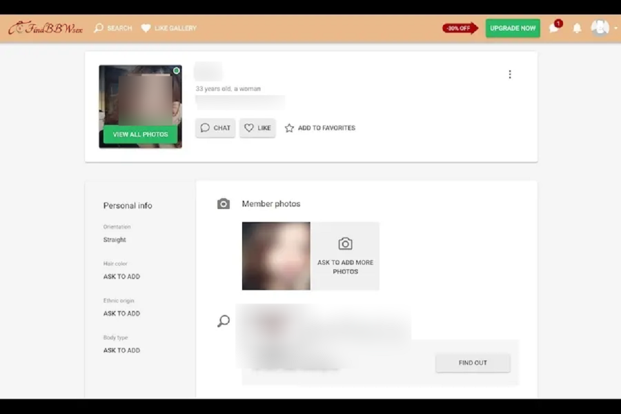 findbbwsex profile