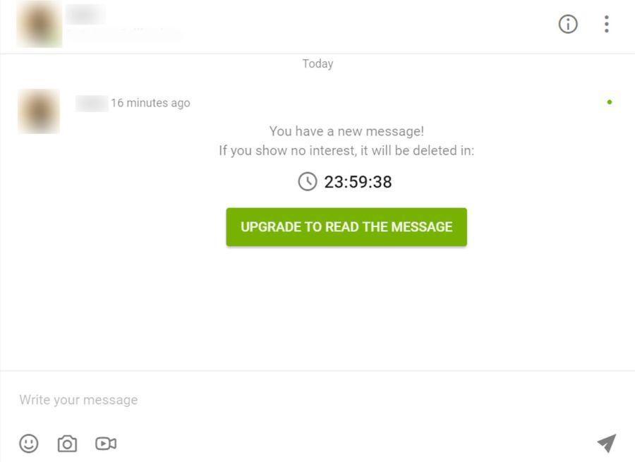 QuickFlirt Messaging