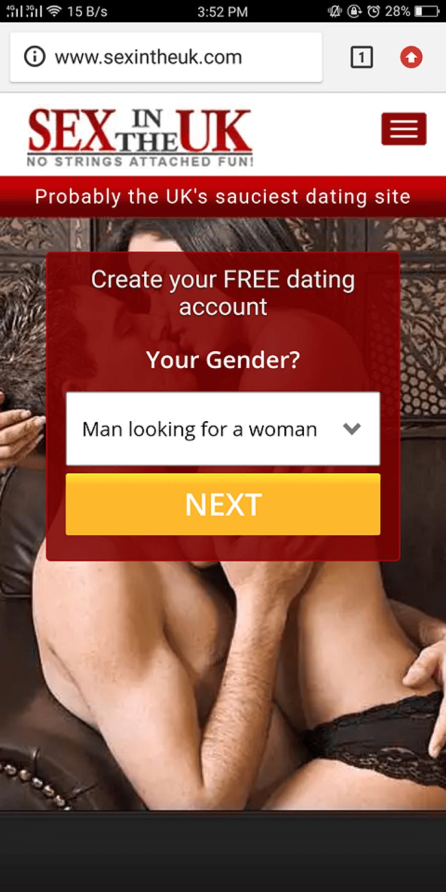 SexInTheUK Mobile App