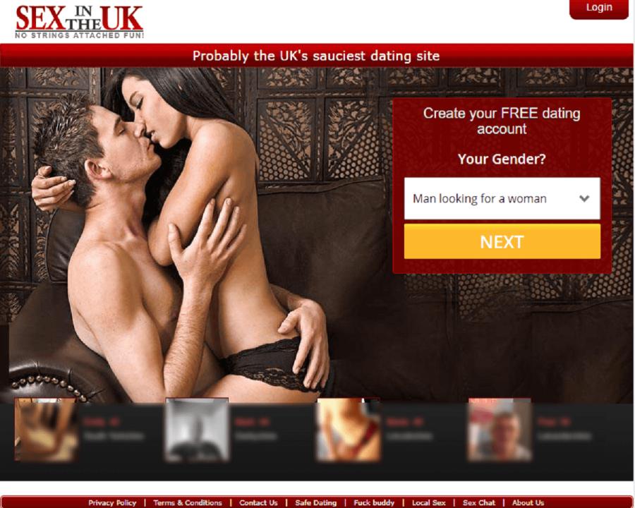 SexInTheUK Registration