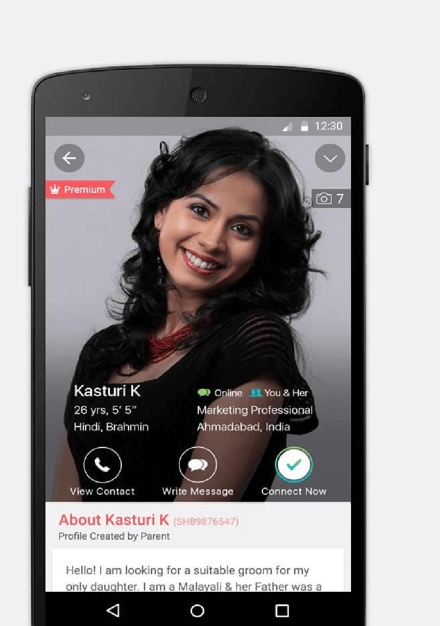 Shaadi App