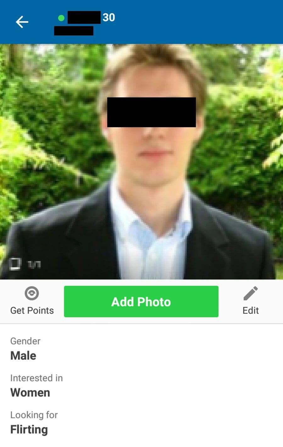 Skout Profile