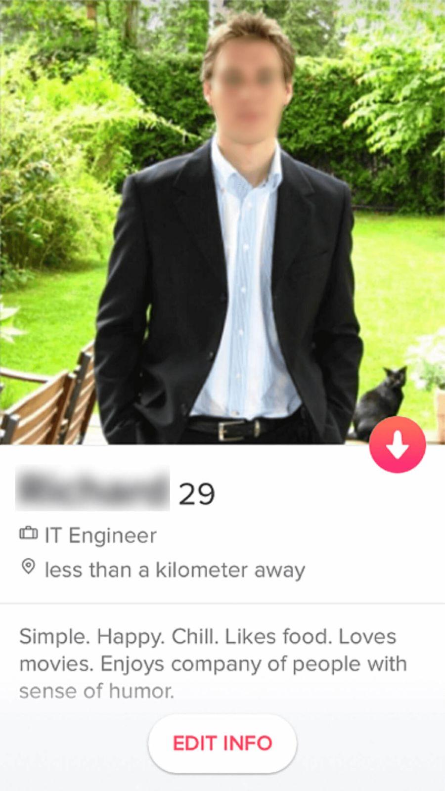 Tinder Profile