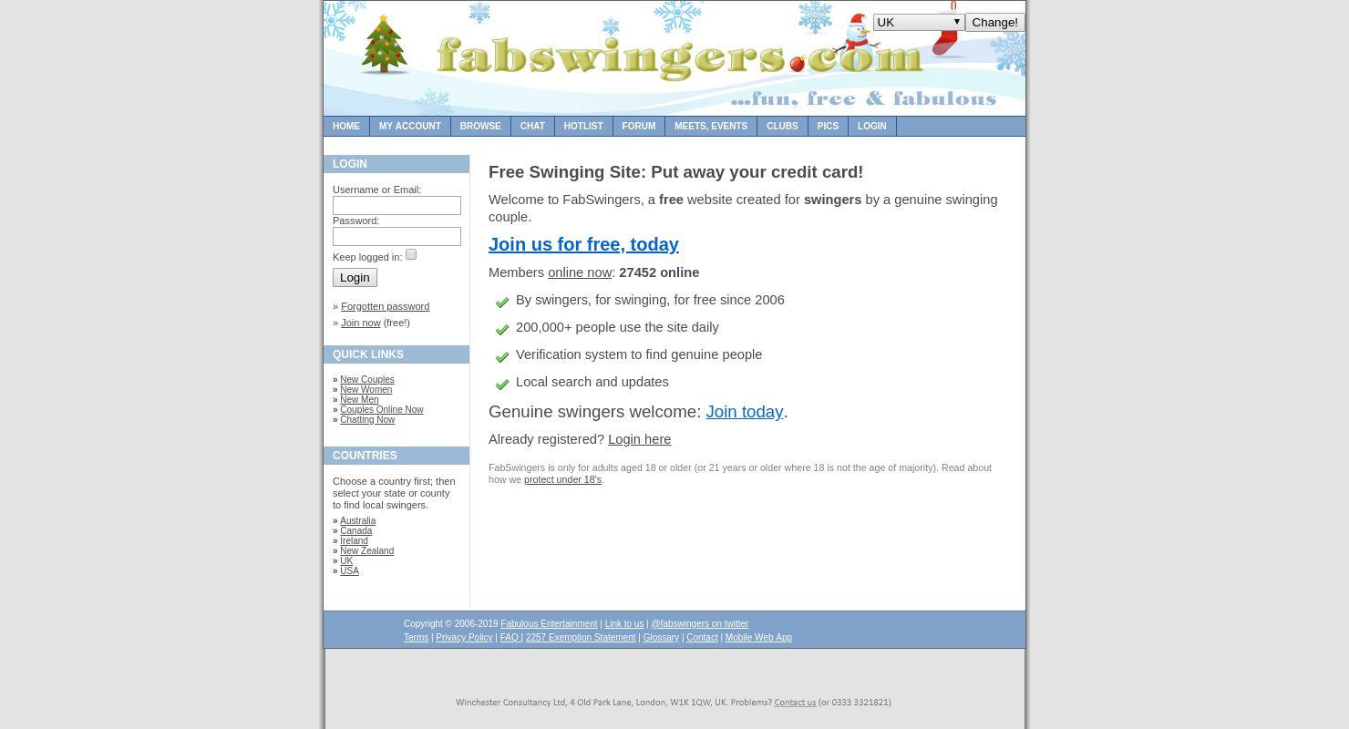 FabSwingers