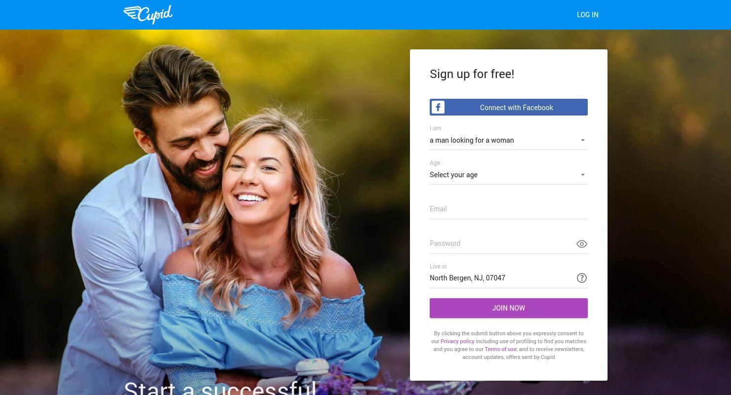 cupid online dating uk